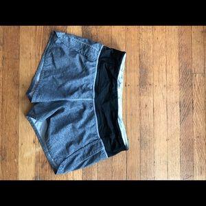 lululemon women's speed up shorts